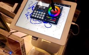 Tablets at Comic Con NY 2013