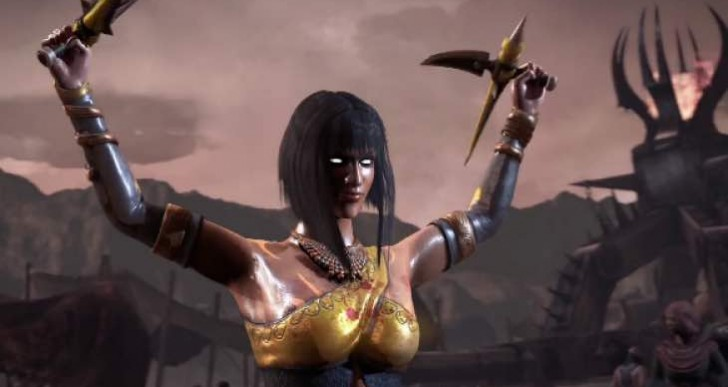 MKX Tanya release time for PS4, Xbox One in US, UK