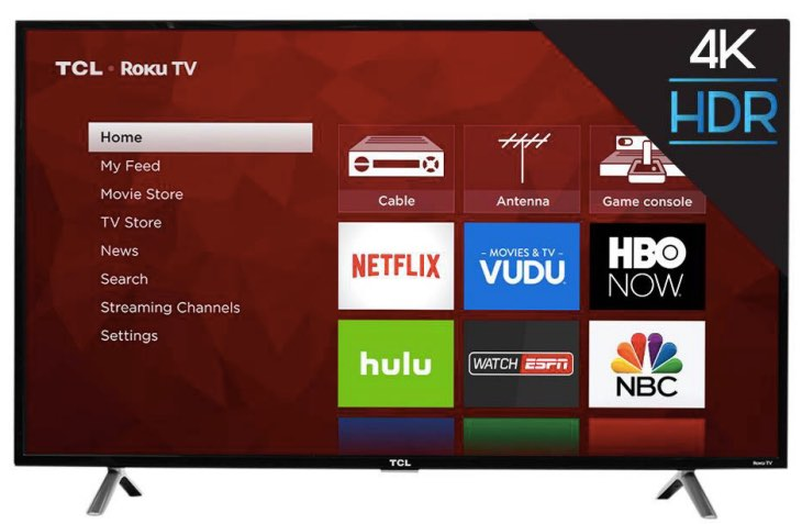 TCL 49S405 49″ 4K Roku Smart TV review with HDR10 joy