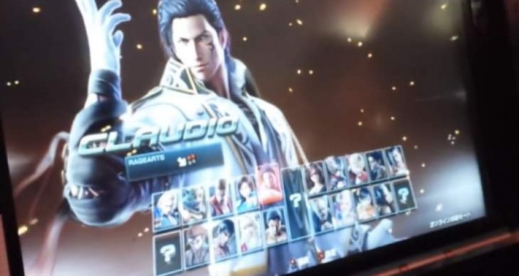 Tekken 7 Claudio gameplay vs Tekken Tag 2