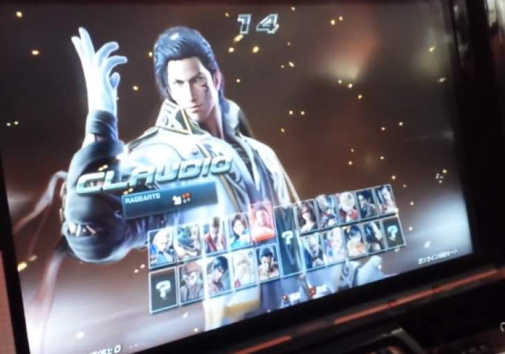 tekken-7-claudio-gameplay