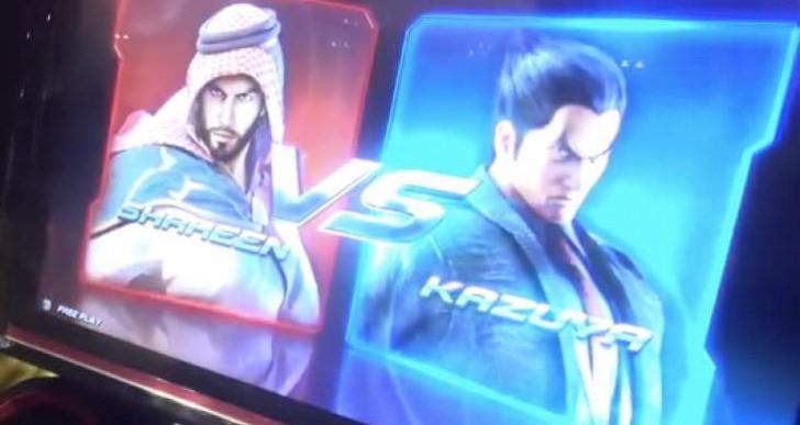 Shaheen gameplay preview for Tekken 7