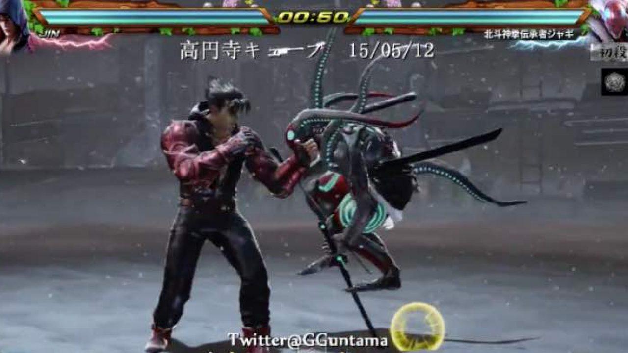 Yoshimitsu Tekken 7 combo preview from Japan – Product