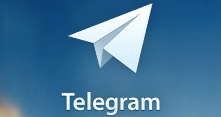 Telegram app popularity after Whatsapp buy
