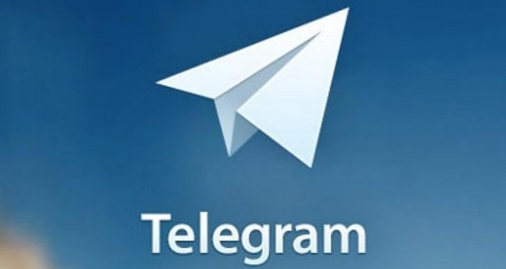 Telegram app popularity after Whatsapp buy