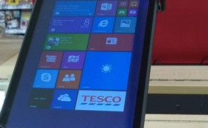 Tesco Connect 7-inch Windows 8.1 tablet with amazing reviews