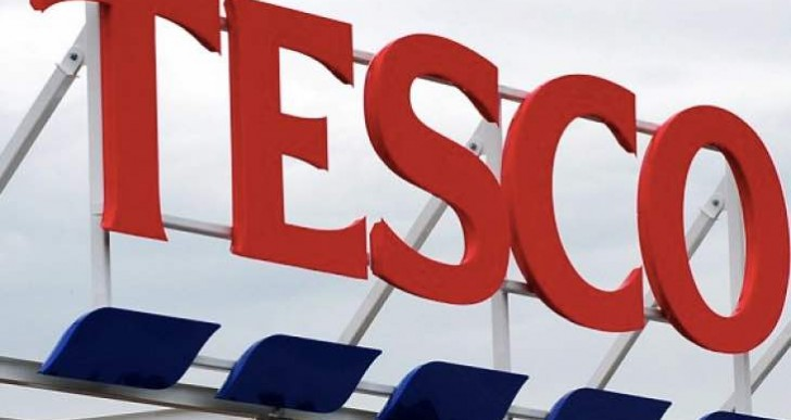 Tesco website down with service unavailable