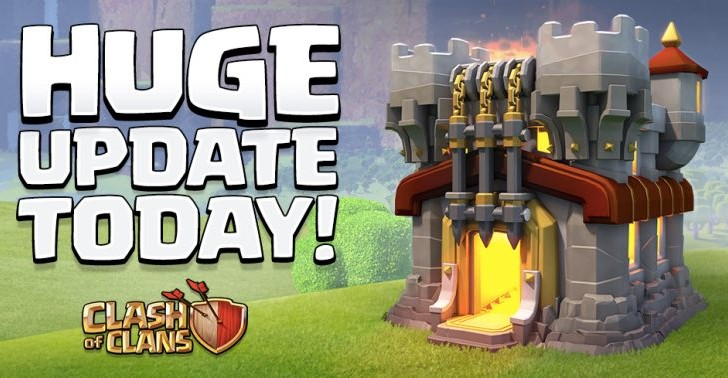 Clash of Clans Town Hall 11 update notes list