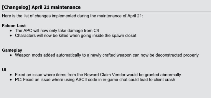 the-division-april-21-maintenance