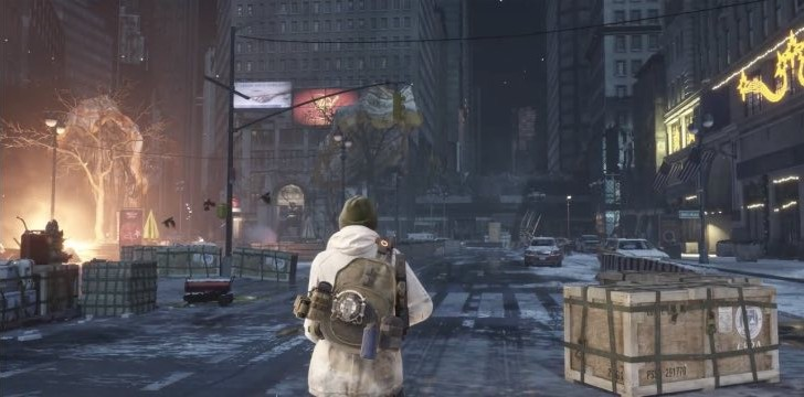 Tom Clancy's The Division PC superior graphics after mod