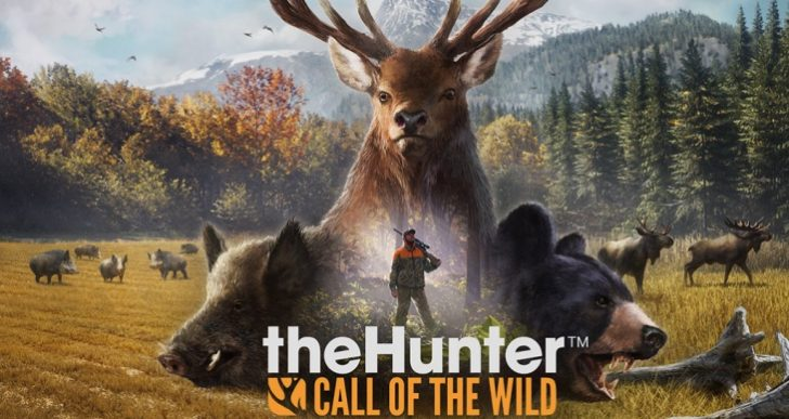 The Hunter Call of the Wild Xbox One update 1.04 with patch notes