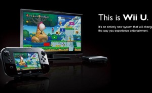 Wii U GamePad partnership with Wind Waker