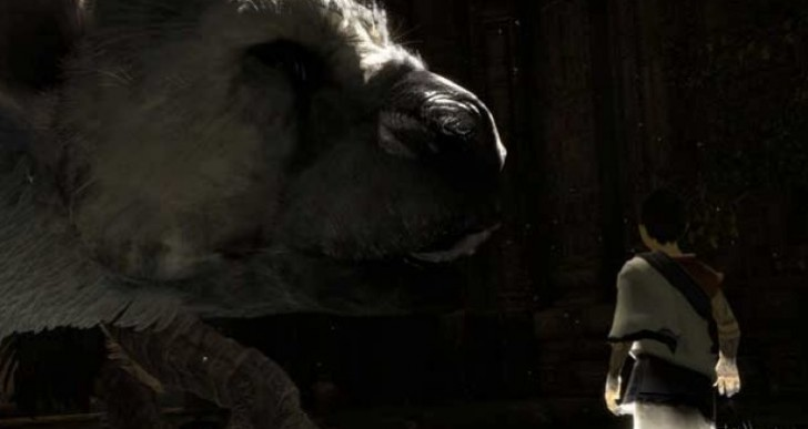 The Last Guardian PS4 hopes still alive