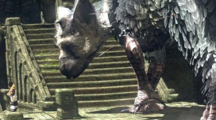 The Last Guardian update on PS4 inevitability