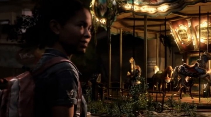 The Last of Us DLC for Valentine's Day