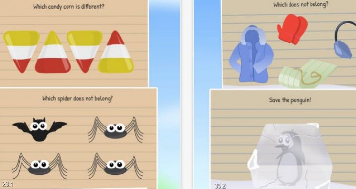 The Moron Test on iOS, Android for complete morons