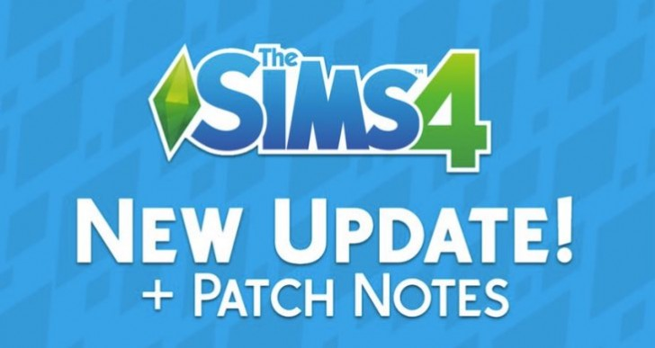 The Sims 4 patch notes list for Spring Challenge