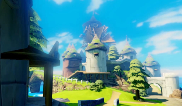 Wii U Zelda wait spawns Wind Waker HD instead