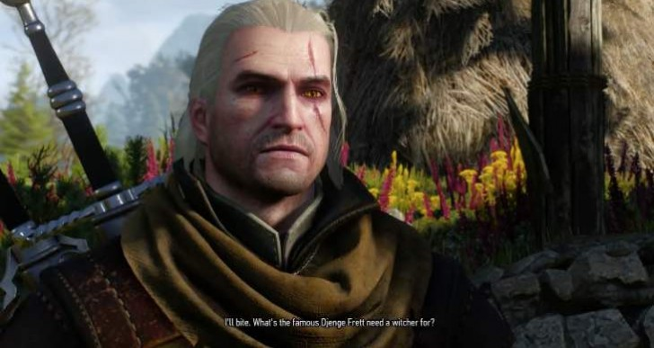 The Witcher 3 1.03 PS4 update to fix problems