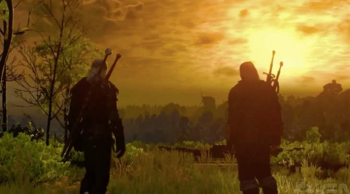 New The Witcher 3 stunning gameplay on PC