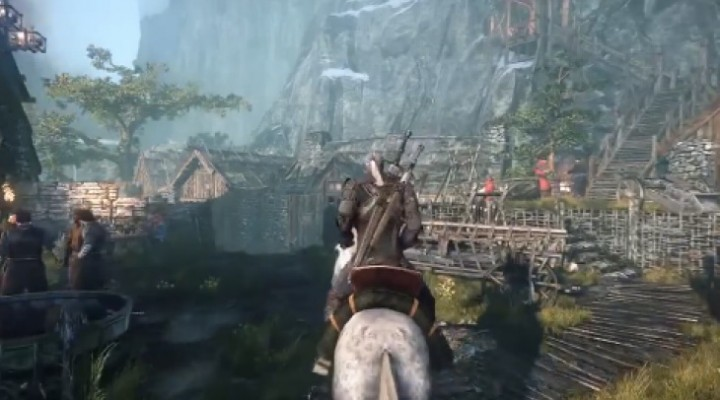 The Witcher 3 PS4, Xbox One Vs PC discussed early
