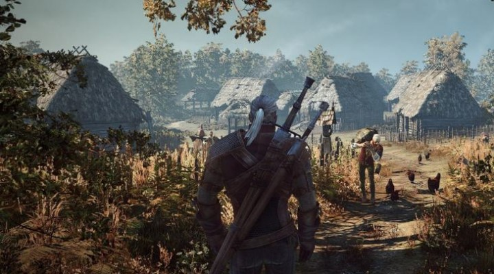 The Witcher 3 anticipation PS4, Xbox One resolution