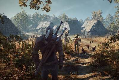 The Witcher 3 could be the most beautiful open world game yet..