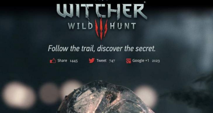 The Witcher 3 The Trail secret