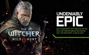The Witcher 3 free PC download thanks to NVIDIA