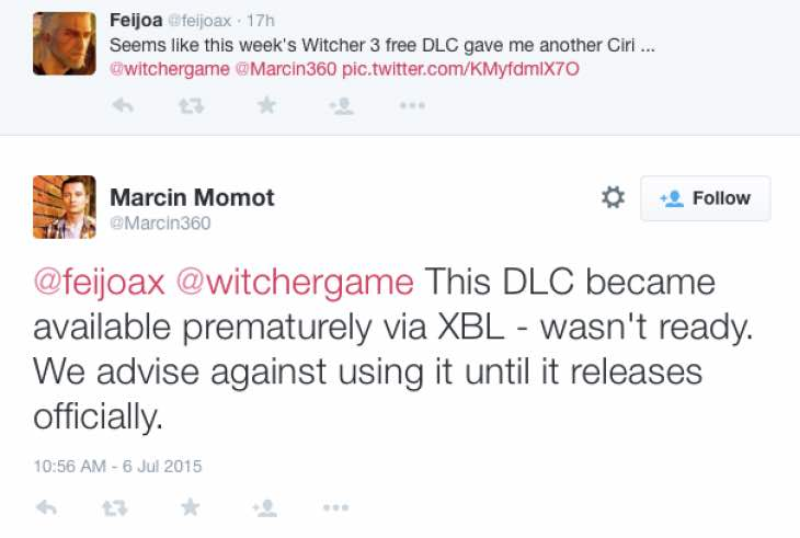 the-withcher-3-ciri-dlc-problems