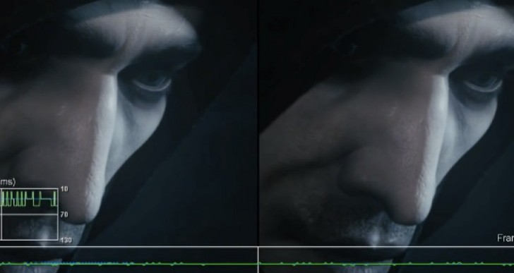 Thief PS4 Vs Xbox One graphics