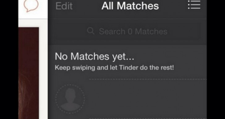 Tinder native iPad app desired