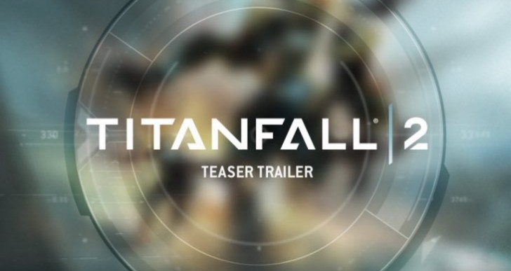 Titanfall 2 trailer shock for PS4, Xbox One, PC