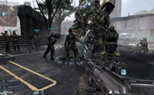 Titanfall gameplay shows COD influences