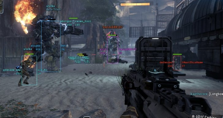Titanfall aimbot hacks cheats community