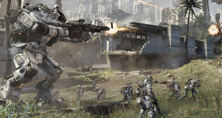 Titanfall release date hype after multiplayer count