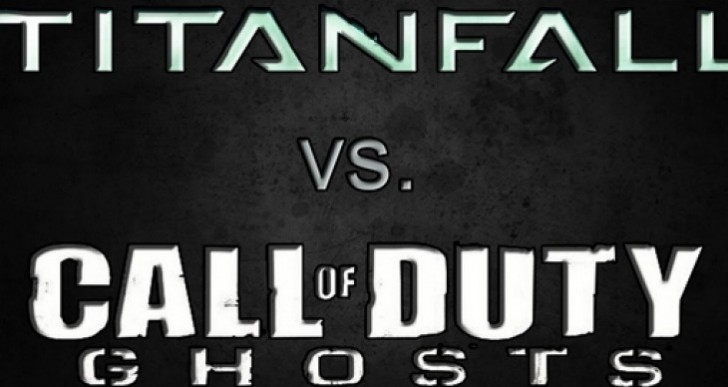 TitanFall vs. COD Ghosts on Xbox One
