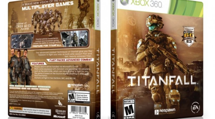 Xbox 360 Titanfall launches prematurely