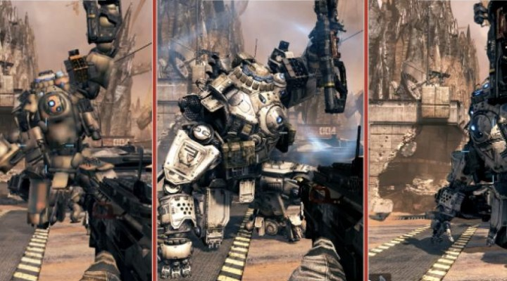Titanfall Xbox 360 Vs Xbox One Vs PC graphics