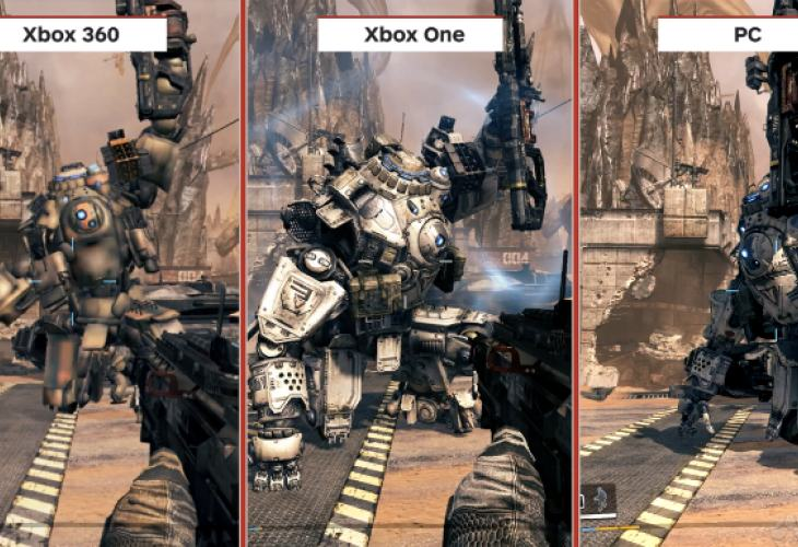 Titan Auto Sales >> Titanfall Xbox 360 Vs Xbox One Vs PC graphics – Product Reviews Net