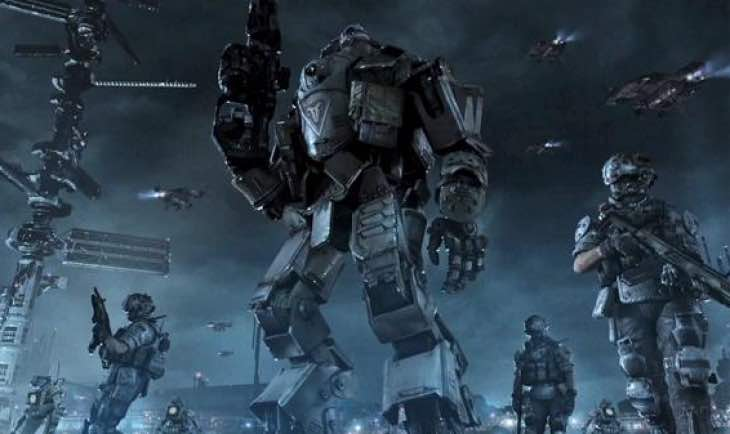 Titanfall 2 release date in December 2016 after toys leak
