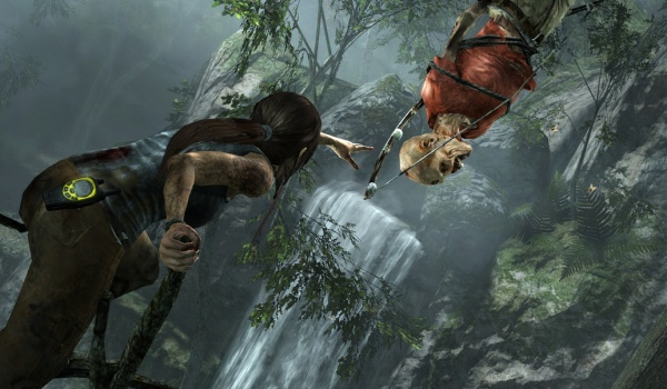 Tomb Raider multiplayer with Uncharted similarities