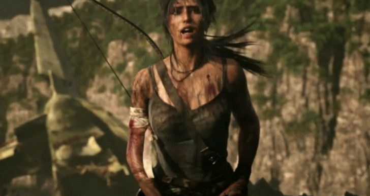 Tomb Raider: Definitive Edition DLC missing character content