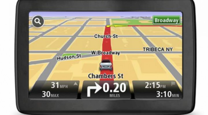 TomTom 1505M VIA Portable GPS review and specs