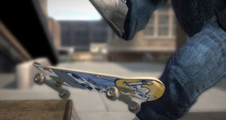 Tony Hawk's 2015 game likely PS4 and Xbox One