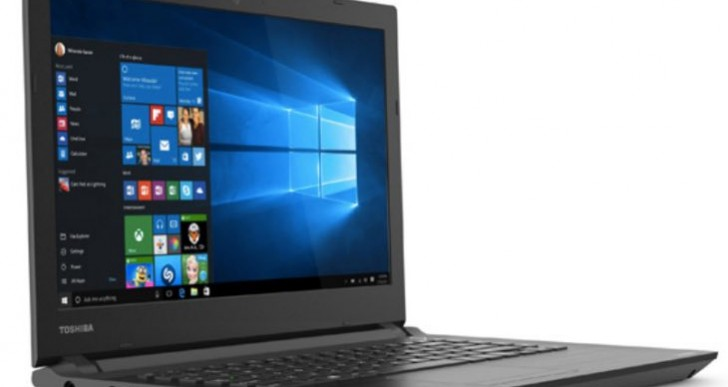 Toshiba CL45-C4330 laptop has basic specs for 2015