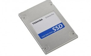Toshiba's new Q Series Pro SSD for laptops