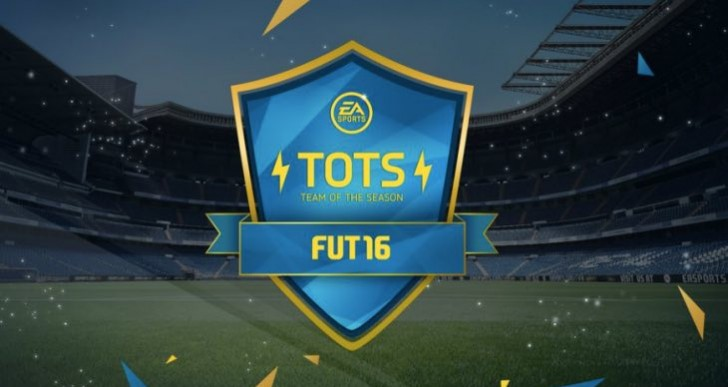BPL TOTS FIFA 16 surprise with early reveal