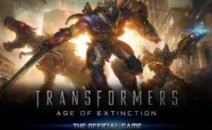 Transformers Age of Extinction game load time and data