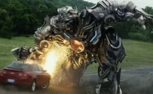 Transformers Age of Extinction PS4, Xbox One game desire